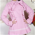 Lolita Coat (08040301-Q Pink)