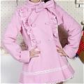 Lolita Coat (08040301-Q Pink)