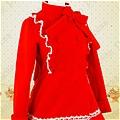 Lolita Coat (08040301-R Red)