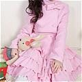 Lolita Coat (08040302-Q Pink)