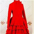 Lolita Coat (08040302-R Red)