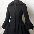Lolita Coat (09040302-H Black)