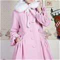 Lolita Coat (09040302-Q Pink)