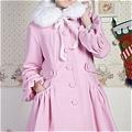 Lolita Coat (09040302-Q Pink)