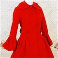 Lolita Coat (09040302-R Red)