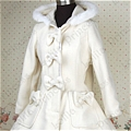 Lolita Coat (09040401-B White)