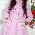 Lolita Coat (09040401-Q Pink)