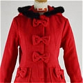 Lolita Coat (09040401-R Red)
