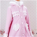 Lolita Coat (10040400-Q Pink)
