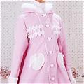 Lolita Coat (10040400-Q Pink)