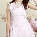 Lolita Dress (08030102-Q Pink)