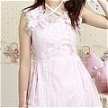 Lolita Dress (08030102-Q Pink)