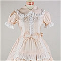 Lolita Dress (08030400-Q Pink)