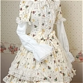 Lolita Dress (09030106-A)