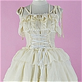 Lolita Dress (09030302-H Ivory)