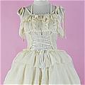 Lolita Dress (09030302-H Ivory)