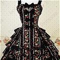 Lolita Dress (10030202-AH)