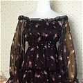 Lolita Dress (10030207-AH Black)