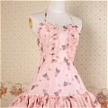 Lolita Dress (10030209-AQ Pink)