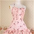 Lolita Dress (10030209-AQ Pink)