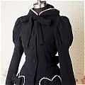 Lolita Dress (08040400-H Black)