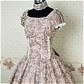 Lolita Dress (09030101-A)