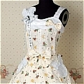 Lolita Dress (09030107-A)