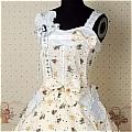 Lolita Dress (09030107-A)