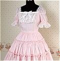 Lolita Dress (09030301-Q Pink)