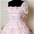 Lolita Dress (09030304-Q Pink)