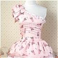 Lolita Dress (10030206-AQ)