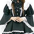 Lolita Dress (Celeste)
