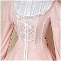 Lolita Dress (Scallops,Pink )