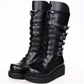 Lolita Shoes (Black 8365)