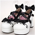 Lolita Shoes (Black 9829)