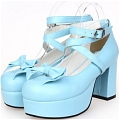 Lolita Shoes (Blue 9812)