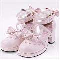 Lolita Shoes (Pink 8015)