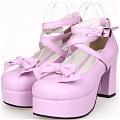 Lolita Shoes (Pink 9812)