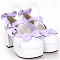 Lolita Shoes (Purple 9829)