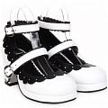 Lolita Shoes (White 8309)