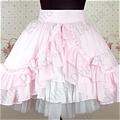 Lolita Skirt (08010101-Q Pink)