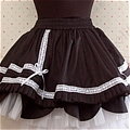 Lolita Skirt (08020300-H Black)