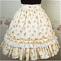 Lolita Skirt (09020101-A)