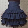 Lolita Skirt (09020104-L)