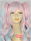 Lolita Wig (Curly, Medium, Mix Color, CCL)