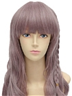 Lolita Wig (Long, Weavy, Purple, 02)