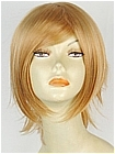 Long Bang BLonde Wavy Costume Hair Wig (Daniel)