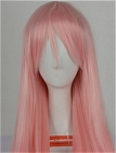 Long Wig (Pink,Straight,Isabel)