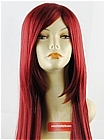 Long Wig (Dark Red,Straight,Niki)