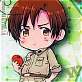 Lovino Vargas(South Italy) from Axis Powers Hetalia